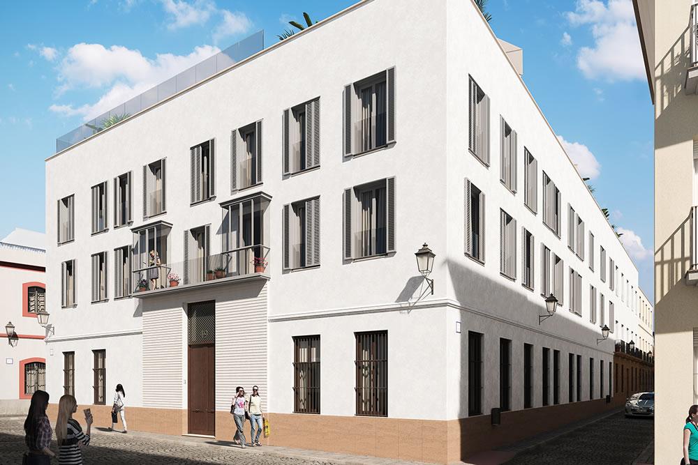 Edificio Genovés - Redescubre el placer de vivir en el centro